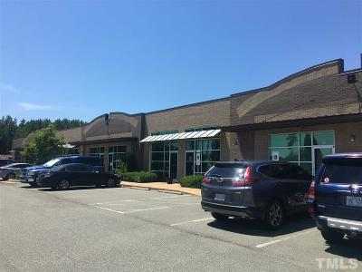 Wake County Commercial For Sale: 2624 Leighton Ridge Drive