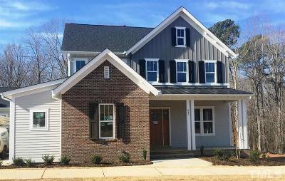 Holly Springs Single Family Home Pending: 845 Rambling Oaks Lane