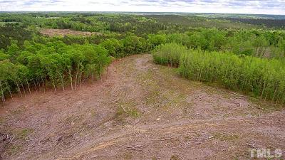 Harnett County Residential Lots & Land For Sale: River Road