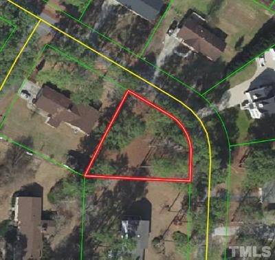 Johnston County Residential Lots & Land For Sale: Lot 2 Block C Crescent Street