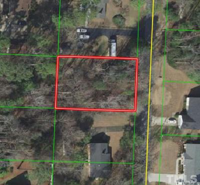 Johnston County Residential Lots & Land For Sale: Lot 8 Block C Crescent Street