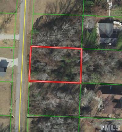 Johnston County Residential Lots & Land For Sale: Lot 10 Block D Dogwood Lane