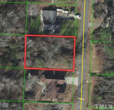 Johnston County Residential Lots & Land For Sale: Lot 11 Block D Oak Street