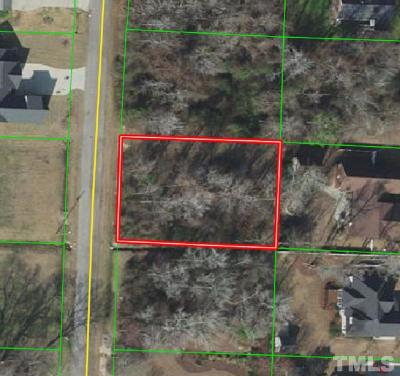 Johnston County Residential Lots & Land For Sale: Lot 12 Block D Dogwood Lane