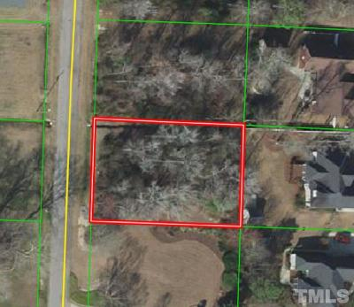 Johnston County Residential Lots & Land For Sale: Lot 14 Block D Dogwood Lane