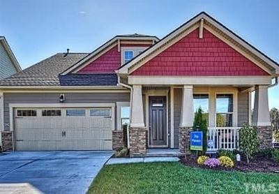 Clayton Single Family Home For Sale: 77 Carbone Lane