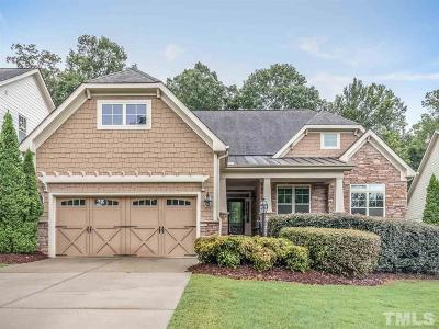 Pittsboro Single Family Home For Sale: 199 Autumn Chase