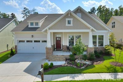 Chapel Hill Single Family Home For Sale: 509 Wildwind Drive