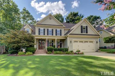 Wake Forest Single Family Home Contingent: 708 Opposition Way