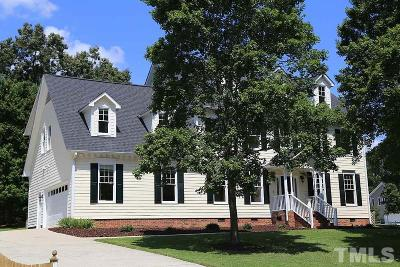 Durham Single Family Home For Sale: 8 Bland Spring Place