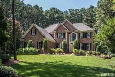 Raleigh Single Family Home For Sale: 1004 White Crane Way