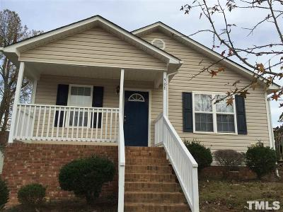 Johnston County Rental For Rent: 508 Hunter Way