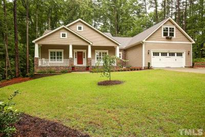 Sanford Single Family Home For Sale: 2005 Country Club Court