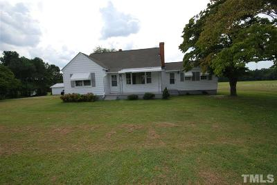 Johnston County Rental Pending: 3205 Barber Mill Road