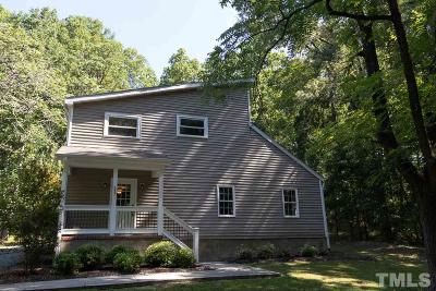 Chapel Hill Single Family Home Pending: 910 Nc 54 Highway