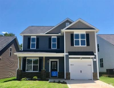 Johnston County Rental For Rent: 68 Griffith Place