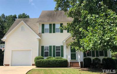 Single Family Home For Sale: 4304 Red Banks Court