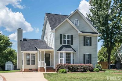 Single Family Home Pending: 2828 Tryon Pines Drive