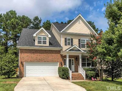 Wake Forest Single Family Home For Sale: 1308 Lindenberg Square