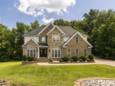 Mebane Single Family Home For Sale: 1662 Olde Beechwood Court