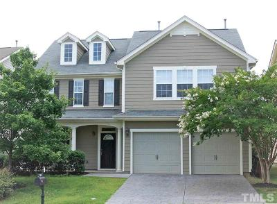 Cary Single Family Home For Sale: 509 Front Ridge Drive