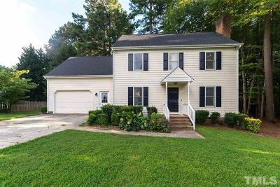 Raleigh Single Family Home For Sale: 5913 Stable Court