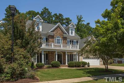 Cary Single Family Home Contingent: 412 April Bloom Lane