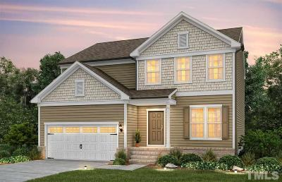 Apex Single Family Home For Sale: 219 Kanewind Terrace #GM Lot 3