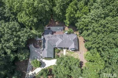 Raleigh Single Family Home For Sale: 9709 Pentland Court