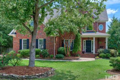 Cary Single Family Home Pending: 211 Magnolia Bloom Court