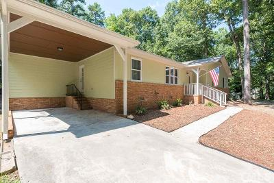 Raleigh Single Family Home For Sale: 1437 Princess Anne Road