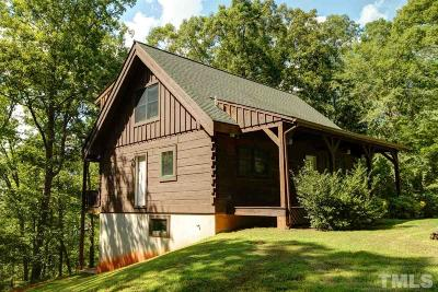 Single Family Home For Sale: 371 Olde Forest Road