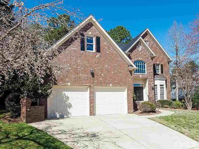 Cary Single Family Home For Sale: 283 Hogans Valley Way