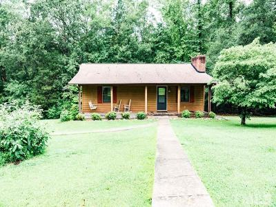 Lee County Single Family Home For Sale: 482 Williams Farm Road
