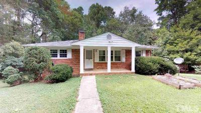 Orange County Single Family Home For Sale: 1216 Brookfield Drive