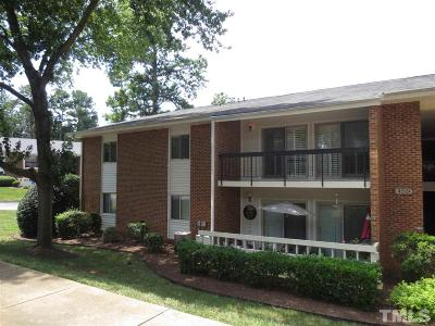 Raleigh Condo For Sale: 4519 Edwards Mill Road #E