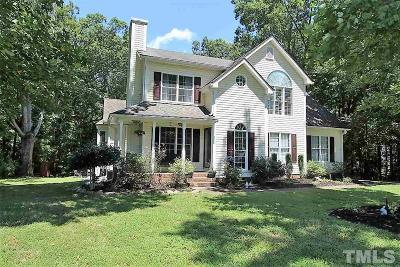 Granville County Single Family Home Contingent: 4108 Geneva Drive