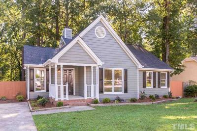 Single Family Home For Sale: 213 Bentpine Drive