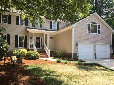 Cary Single Family Home For Sale: 202 N Becket Street