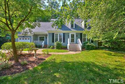 Raleigh Single Family Home For Sale: 6600 Vancouver Lane