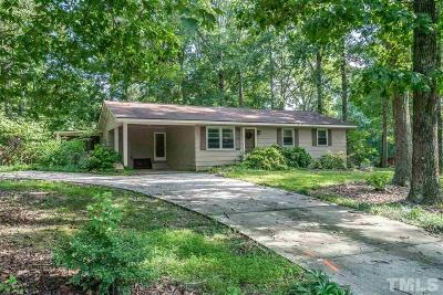 Garner Single Family Home For Sale: 6537 W Nc 42 Highway