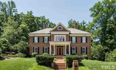 Raleigh  Single Family Home For Sale: 411 Marlowe Road