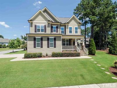 Wake Forest NC Single Family Home For Sale: $469,000