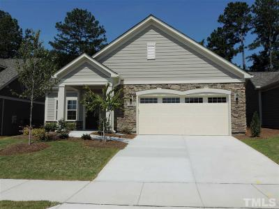 Wake Forest NC Single Family Home For Sale: $375,000