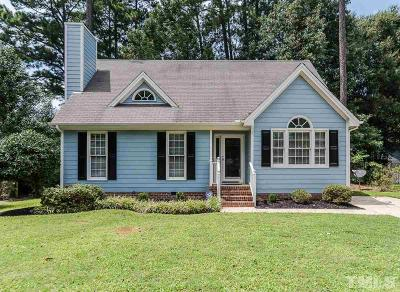Single Family Home Contingent: 308 Crosspine Drive