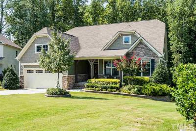 Johnston County Single Family Home For Sale: 130 Idlewood Lane