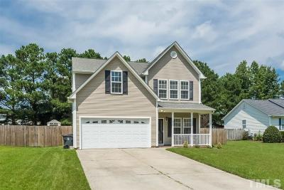 Angier Single Family Home For Sale: 201 Hunters Way