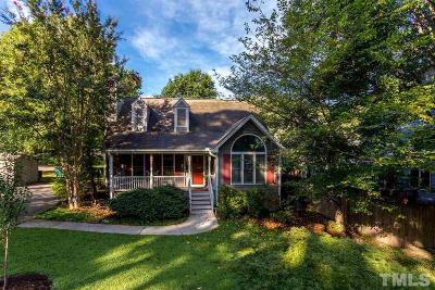 Wake Forest Single Family Home For Sale: 642 Tyler Run Drive