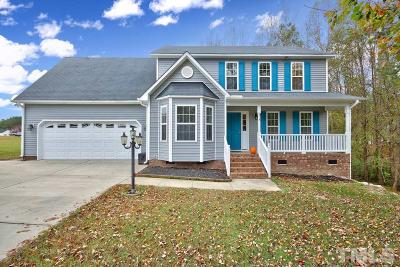 Johnston County Single Family Home For Sale: 213 Lee Trace Drive