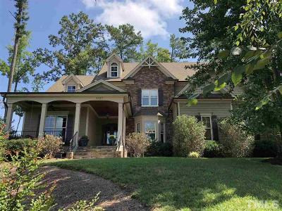Apex Single Family Home For Sale: 2537 Bryant Pond Lane